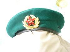 Barett Grenzwache Gr. 57 Grenzsoldat UDSSR Russland frontier guard beret
