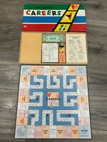 Careers Board Game Parker Brothers Vintage Parts Replacement Only