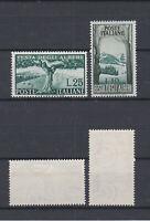 ITALY 1951 Trees Mint *  Sc.592-593 (Sa.680/681)