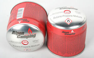 10 x Gaskartuschen 190g Butangas Butan Gas Stechkartusche Kartusche