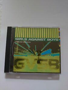 Girls Against Boys - Freak*on*Ica VG (CD 1998)