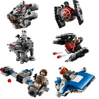 Star Wars Spaceship Microfighters New Building Blocks Millennium Kids Toys Gift