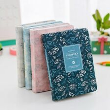 """""""Flowery ver.2"""" 1pc Any Year Monthly Weekly Planner Study Notebook Agenda Diary"""
