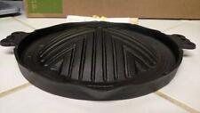 11 inch Cast Iron MONGOLIAN BBQ Grill