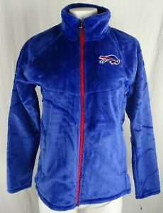 Buffalo Bills NFL Team Apparel Women's Full-Zip Jacket