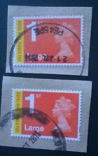 2 GB Used SIGNEDFOR MA13 MAIL SECURITY MACHIN STAMPS SGU3050 PHOS SHIFT POSTMARK
