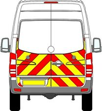 Volkswagen Crafter H2 Chevrons High Roof 2006 - 2017 (Half/Engineering)