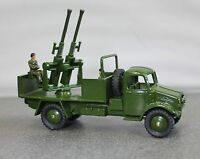 Dinky B & B (British Army) Bedford OYD 3 ton 4 X 4  Gun Platform Code 3