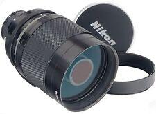 NIKON 500mm F8 Reflex-Nikkor C