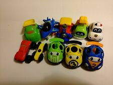 Kids Ii Ball Car Lot Police Car Crane Ball Car And Other Push Cars Lot of 10