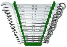 15 Pc. 12 Point SuperKrome Metric Combination Wrench Set SKT-86265 Brand New!
