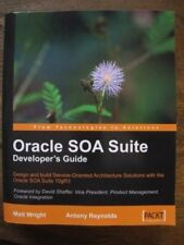 Oracle SOA Suite Developer's Guide - Matt Wright - Practical Guide 10gR3