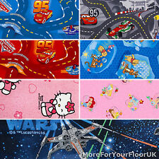 Disney, Hello Kitty, Winnie The Pooh, Cars, Princess, Boys & Girls, Kids Carpets