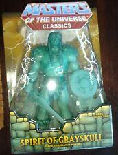Masters of the Universe Chase SPIRIT of GRAYSKULL Glow Dark Figure NEW King