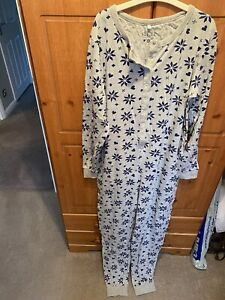 Ladies Debenhams One Piece/all In One Lounge Wear - Size 14