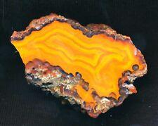 Achat/Agate Condorachat von Argentinien - mit schöner Farbe - interessant !!!