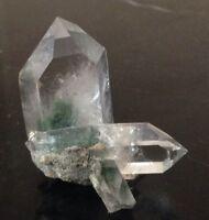 Chlorite Quartz Natural Crystal (26.5gm)