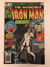 Iron Man #125 (Aug 1979, Marvel)