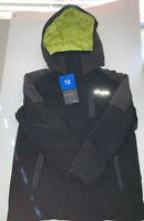 Hawke & Co Ski/Snow/Winter Jacket Size 10 `Black` Brand New with Tags