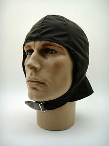 NEW AVIATOR HELMET Motorcycle Car Aviation CLASSIC Convertible Driving VINTAGE