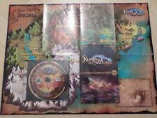Runes of Magic (inkl. Anleitung + Karte), deutsche Version