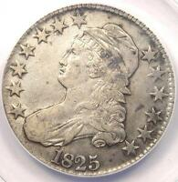 1825 Capped Bust Half Dollar 50C O-112 - ANACS XF40 Details (EF40) - Rare Coin