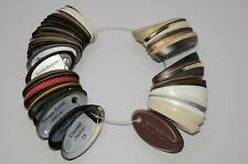 Quorum Ceiling Fan Color Finish Samples on Chain (70x samples)