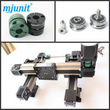 mjunit Belt Driven xy axis Guided Linear Actuator with 1200x1600mm stroke