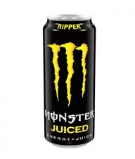 MONSTER RIPPER JUICED ENERGY DRINK 500ML