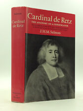CARDINAL DE RETZ by J.H.M. Salmon - 1969 - Catholic biography, history
