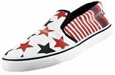 Quiksilver boy canvas shoes plimsolls, 4 UK, EU 37 New