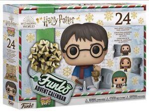 Harry Potter Pocket Pop! Vinyls Advent Christmas Calendar 2020