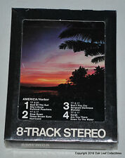 America: Harbor 1977 SEALED 8 Track Tape Unsold Store Stock!