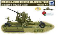 Bronco 1/35 35028 Canadian 40mm Bofors Anti-Aircraft
