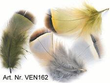 Steinhuhn Hecheln / French Partridge Hackles 2g Packung