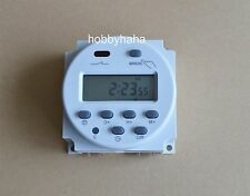 DC12V CN101A  LCD Digtal display prorammable timmer 16A  12V