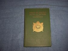 NAPOLEON and MARIE-LOUISE by Walter Geer/1st Ed/Hc/Biography/Historical Figures