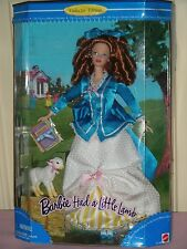 Barbie Had A Little Lamb - First in The Nursery Rhyme Collection - opened box