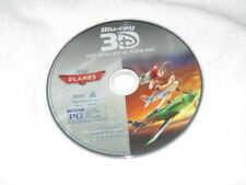 3D Movie Blu Ray DISNEY THE PLANES FROM MAKERS OF CARS DISC ONLY */*