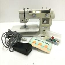 Janome Sewing Machine with Case #454