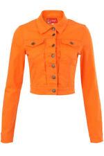 Cappotti e giacche da donna taglia 40 arancione