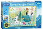 Frozen Fever XXL 100 Pezzi Ravensburger Puzzle