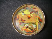 vintage dexterity puzzle game hand held moving  /Jeu d'adresse ancien