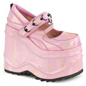 WAVE-48  Baby Pink Hologram Patent