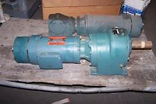 NEW DODGE 1.5 HP AC ELECTRIC BRAKE GEARMOTOR 230/460 VAC 30 RPM OUTPUT E79C3131N