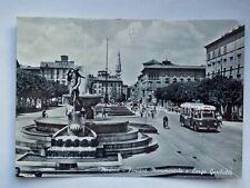 MODENA FILOBUS bus filovia autobus largo Garibaldi vecchia cartolina
