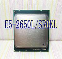 Intel Xeon E5-2650L (SR0KL) 1.8GHz / Eight core / 20M  2011 Server Processor