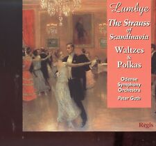 Lumbye / The Strauss of Scandinavia. Waltzes and Polkas - Peter Guth