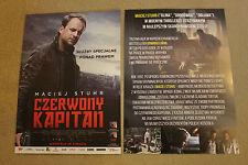Czerwony Kapitan (2016)  - Polish promo FLYER