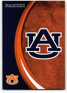 2016 Panini Collegiate Auburn Team Collection Trading Card #6 Official Logo